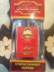 SAFFRON-Pure-Organic-4-64-grams-High-Quality-Zaffron