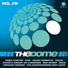 THE DOME VOL. 78 * NEW 2CD'S *