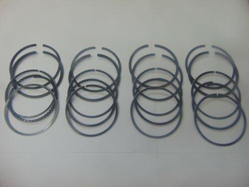 040 Over Taille ensembles de 4 Ford 997,1200,1340,1500 pré-Cross-Flow Piston Ring Sets