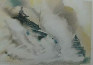 WW-2-Kampfgebiet-Orel-Russland-im-Winter-1942-43-Panzer-im-Angriff