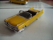 Vitesse Cadillac 1959 Cabriolet in Yellow on 1:43
