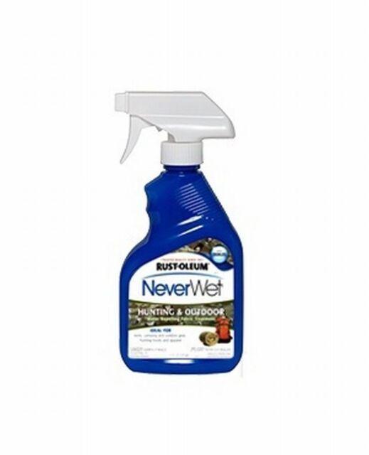 Rust-oleum Neverwet Hunting & Outdoor Water Repellent Treatment 11 oz 283829