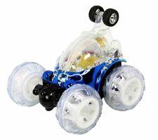 Stunt Car 360 TURBO TWISTER RC Control Remoto Recargable Intermitente Luz Y Sonido