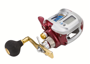 PRO MARINE Digital Master FUNE EX DME600PE Boat Fishing Reels with PE m