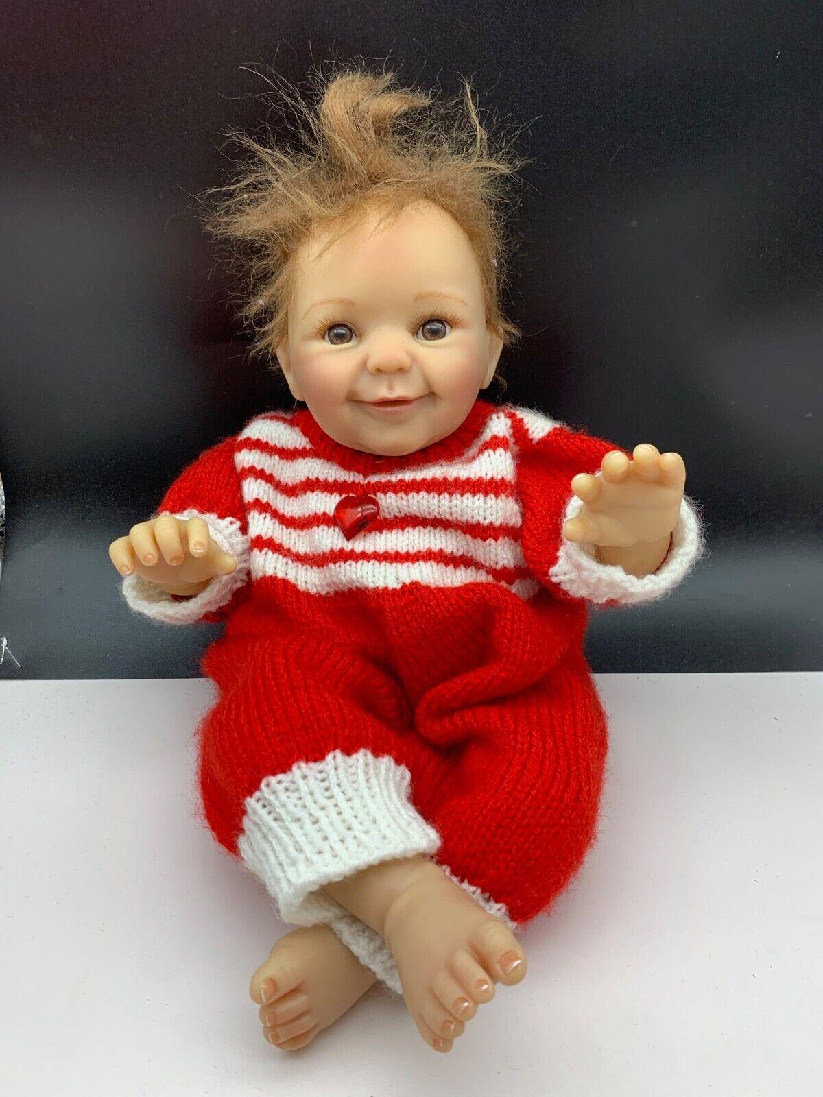 Cheryl Hill Vinyl Artistic Doll Doll 43 Cm. Top Condition