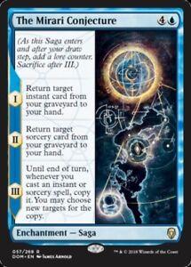 Dominaria-THE-MIRARI-CONJECTURE-rare-Magic-the-Gathering-card