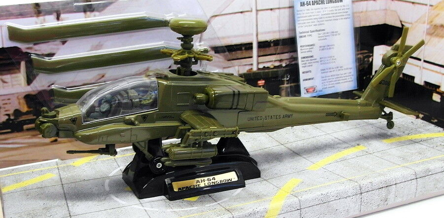 Motor Max 1 48 Scale 76299 - Boeing AH-64 Apache Longbow - US Army