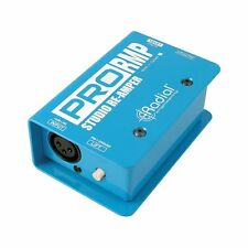 Radial Engineering ProRMP Passive Re-Amplyfing (Reamp) Box NEW! 2-DAY DELIVERY!!