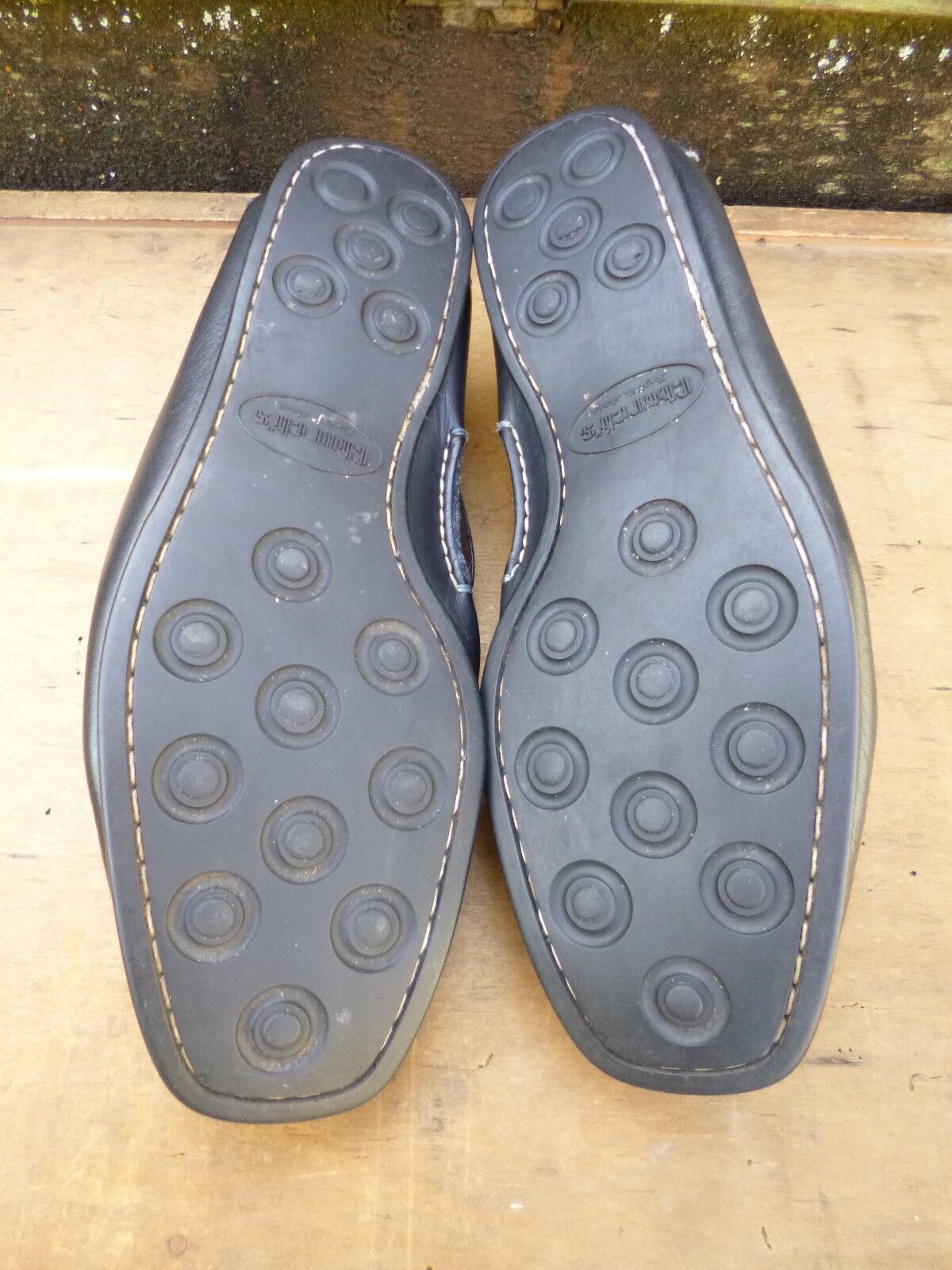 CHURCH CHURCH CHURCH LOAFERS – schwarz – UK 8 - EXCELLENT CONDITION 2491af