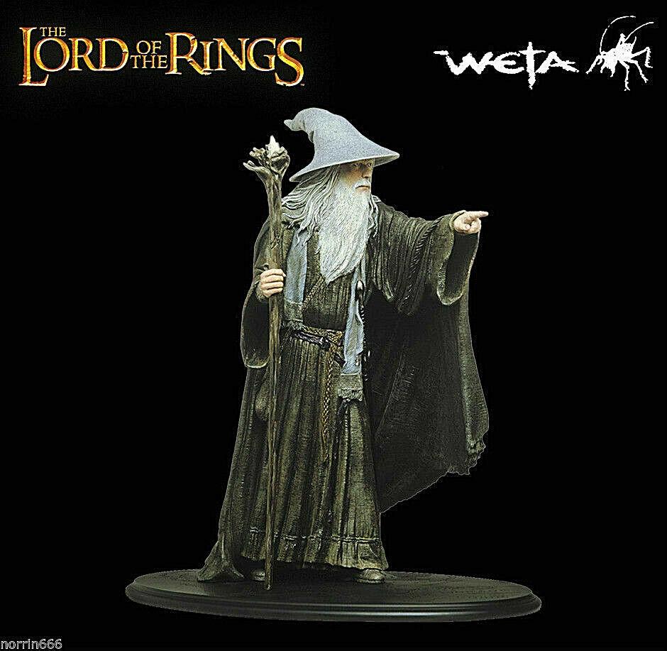 Lord Of The Rings Gandald Statua 1 6 Sideshow Weta