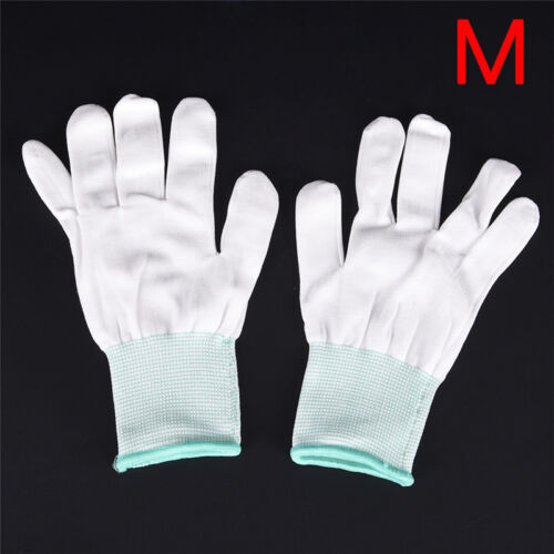 Anti Static Antiskid Glove PC Computer Phone Repair ESD Electronic Labor DS