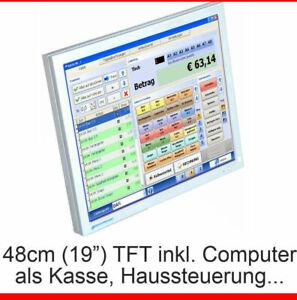 "19"" 48cm TFT MIT ALL-IN-ONE IDEALE PC-KASSE COMPUTER DEMO-PC PARALLEL RS-232 - Nürnberg, Deutschland - 19"" 48cm TFT MIT ALL-IN-ONE IDEALE PC-KASSE COMPUTER DEMO-PC PARALLEL RS-232 - Nürnberg, Deutschland"