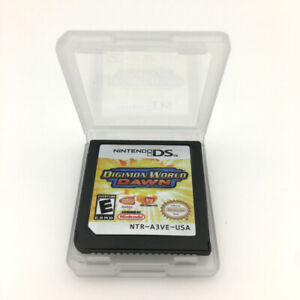Digimon-World-Dawn-Game-Card-For-Nintendo-3DS-NDSI-NDSL-NDS-Game-Cartridge
