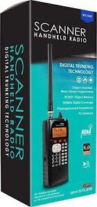 Whistler-WS1040-WS-1040-Handheld-Digital-Scanner-Radio-Black-Brand-New