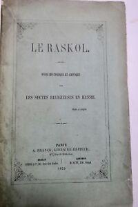 Le-Raskol-Essai-historique-et-critique-sur-les-sectes-religieuses-en-Russie