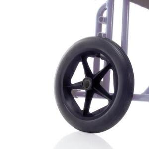 Dettagli su Ruote Posteriori Per Carrozzina Bariatrica Moretti Ricambi sedia a rotelle CP310