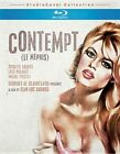 Contempt 0012236107811 With Jack Palance Blu-ray Region a