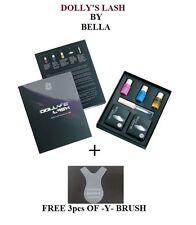 Dolly's Lash Eyelash Perm Kit Brighten and Lift Eyelashes + Free 3pcs of Y-Brush