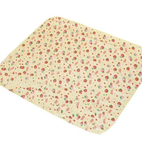 Baby Changing Pad Eco-Friendly Material Prevent Skin Damage Durable Urine Pad