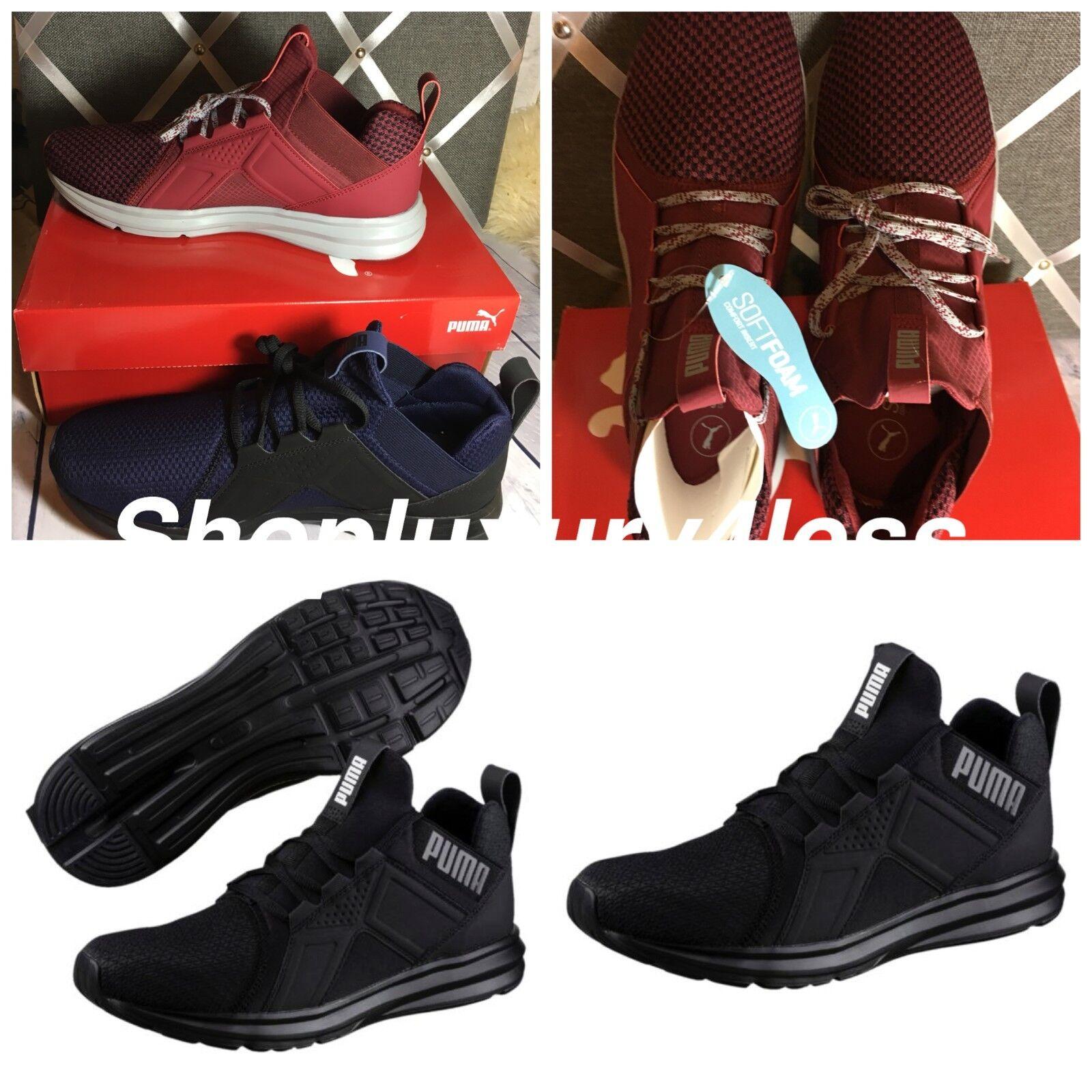 outlet store bb69c ff081 New Puma Enzo Enzo Enzo Terrain tejida de capacitación de hombres zapatos  zapatillas todas 3 colores. Nike Air Force 1 ...