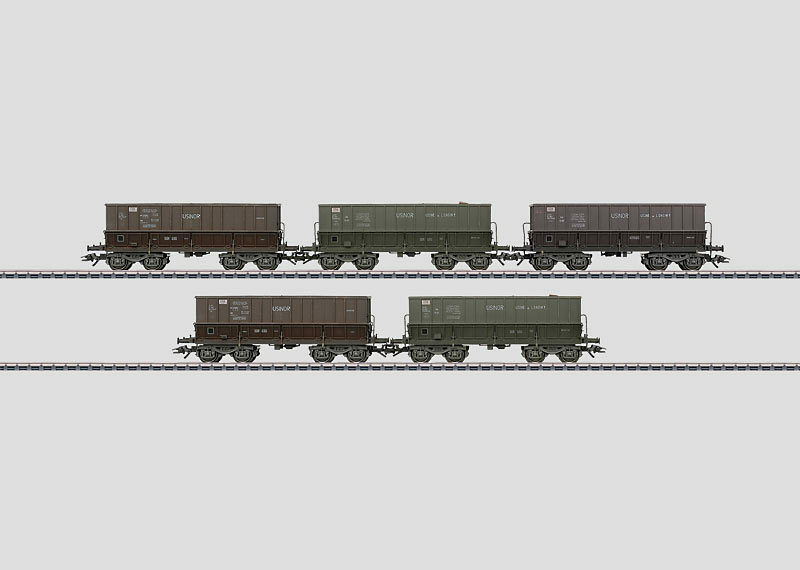 48434- Erzwagen-Set. Fad.   Nuovo in Scatola Originale