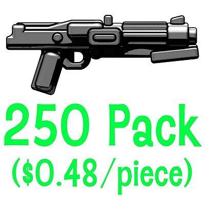 Custom MANDALORIAN Blaster /& Pistol LOT For Minifigs Clones Star Wars