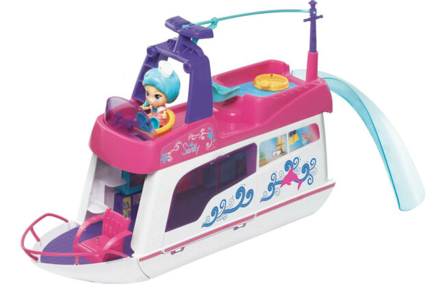 Gift Water Boat Play Jet VTech Doll House Daisy Girls Dollhouse Castle Ages 4