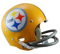 Pittsburgh Steelers 1962 Tk Throwback Full Size Football Helmet