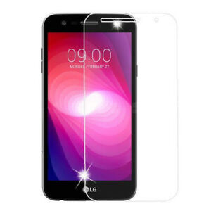 Premium Real Tempered Glass Screen Protector for LG X Charge M322 Xfinity Mobile