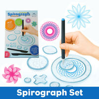 Spirograph Deluxe  Set educational toys Spirograph Kit Drawing toys For Kids