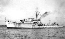 ROYAL NAVY P CLASS DESTROYER HMS PALADIN
