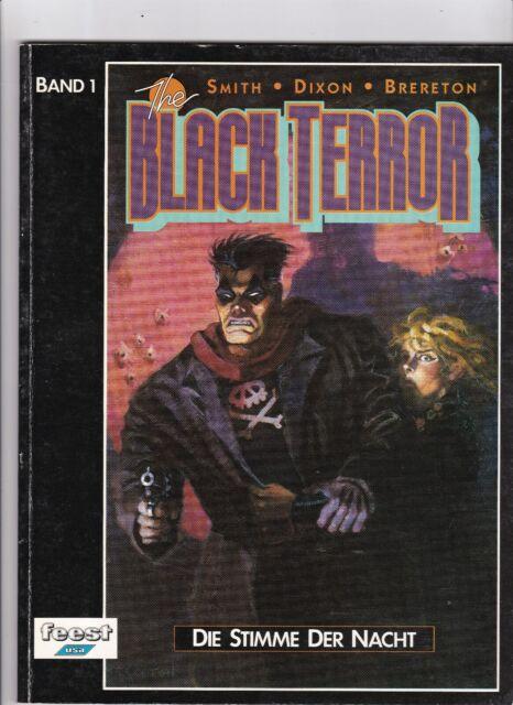 Black TERROR ** the voice of the Night ** Volume 1