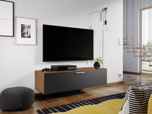 TV-Lowboard Beck Wohnzimmer TV-Tisch TV-Schrank Modern Design Kollektion