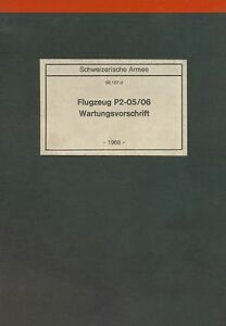 PILATUS-P2-05-06-WARTUNGSVORSCHRIFT-1968