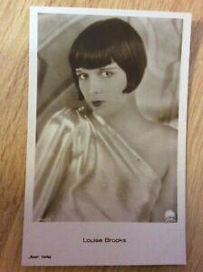 Louise-Brooks-alte-Ross-Starpostkarte-Nr-3207-1