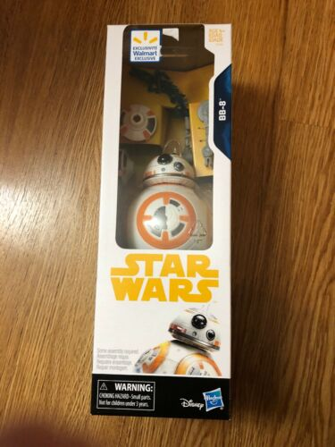 New Star Wars Hasbro Disney BB-8 Collectible Figure