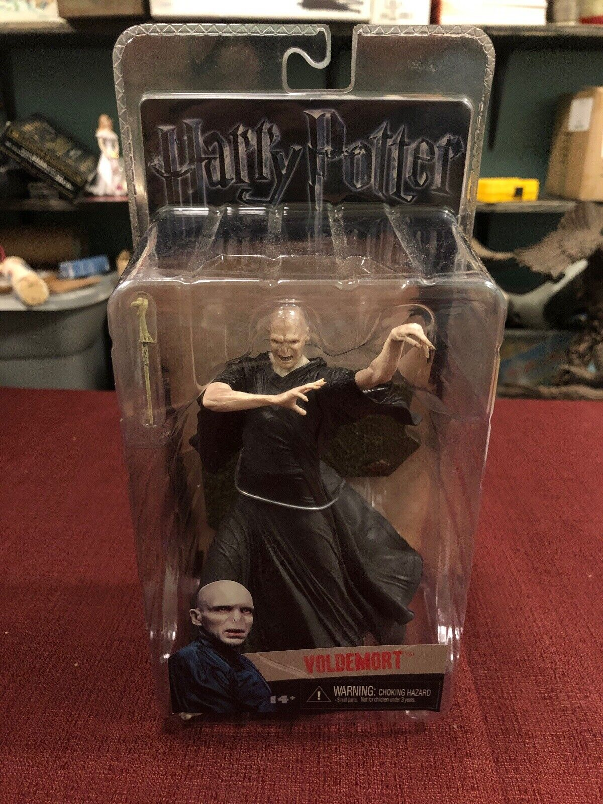 Nuovo  NECA Harry Potter The Deathly Htuttiows Series 2 Lord Voldemort azione cifra  grande sconto
