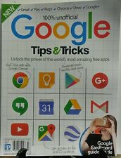 Google Tips & Tricks Issue 6 Gmail Play Maps Chrome Drive FREE SHIPPING sb