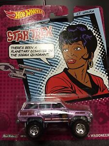 Hot-Wheels-Pop-Culture-Star-Trek-1988-Jeep-Wagoneer-W-REAL-RIDERS