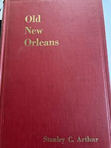 New Orleans Louisiana Lot of 5 Books