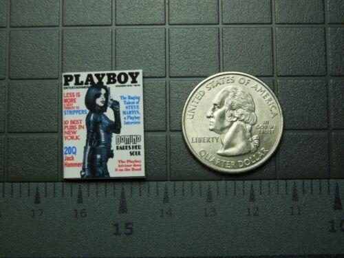 full interior 1//12 Scale Custom Playboy for Marvel Deadpool figures Domino