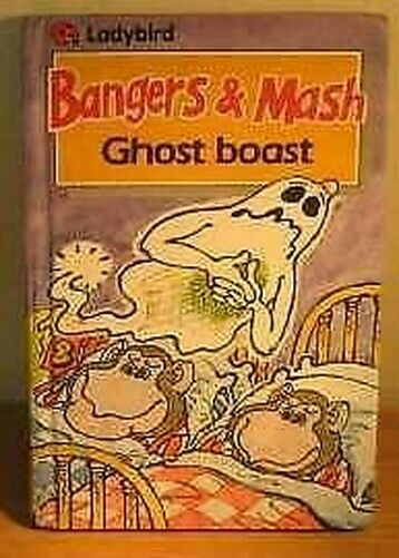 Ghost Boast Livre de Poche Paul Groves