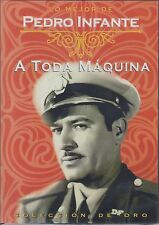 DVD  - A Toda Maquina NEW Lo Mejor de Pedro InfanteFAST SHIPPING !
