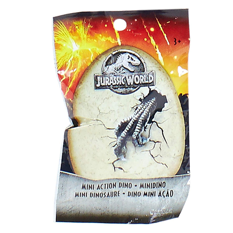 6 sealed blind bags Jurassic World by Mattel