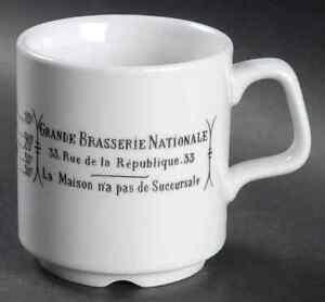 Pillivuyt-BRASSERIE-Mug-2338798