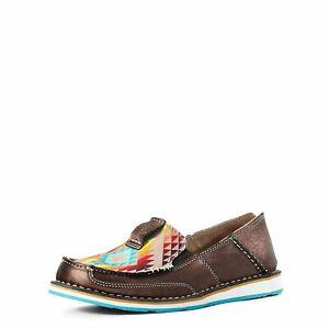 ARIAT Women's Slip on Shoe Sneaker   eBay