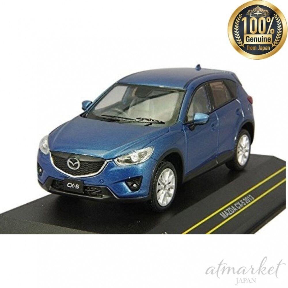 FIRST 43 Mini Car F43-074 1 43 Mazda CX-5 2013 Buriri Flex finished product NEW