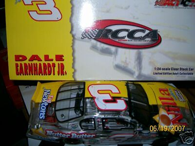 Dale Earnhardt Jr NILLA NILLA NILLA WAFERS HALF CLEAR PAINT 93425f