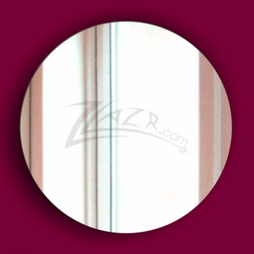 "100 5//8/"" x 1//8/"" Mirrored Acrylic Circle Disc Craft Plastic Plexiglass FREE S/&H!"