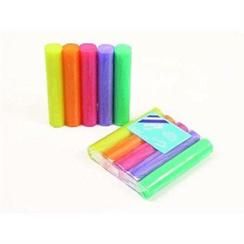 Knete Stangen Farben Modelliermasse Soft Set Spielknete Regenbogen Bunt Kinder